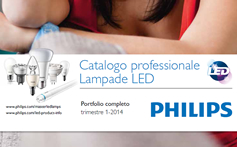 PHILIPS LAMPADE Lampade LED Professionali
