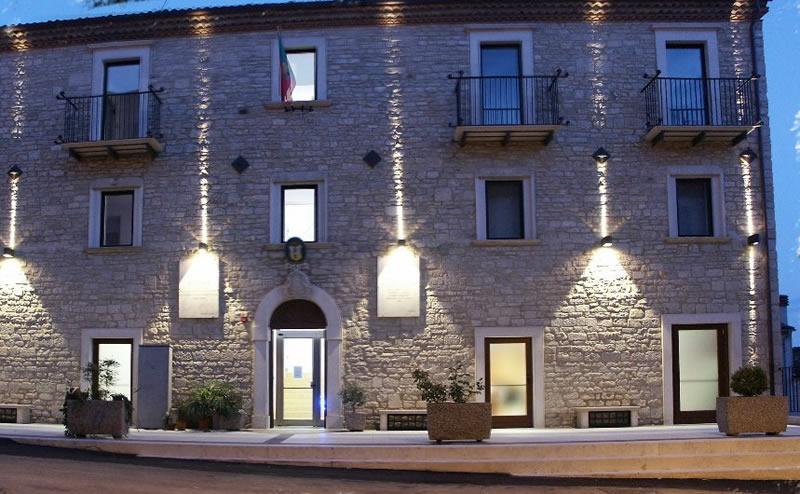 Illuminazione facciata casa happycinzia